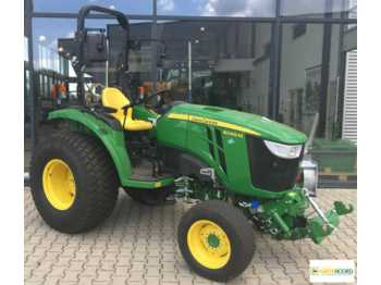 Минитрактор John Deere 4049M Cabrio Open Station Traktor Tractor Tracteur