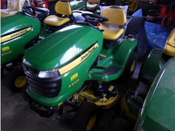 John Deere X300R - садовое оборудование