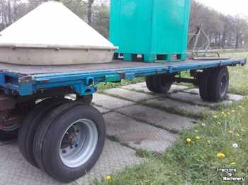 balenwagen - сельскохозяйственный прицеп-платформа
