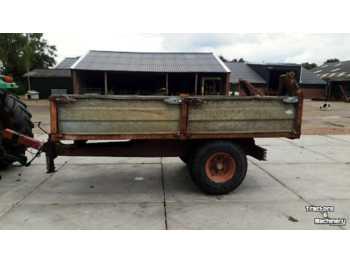 Сельскохозяйственный прицеп-самосвал 4 tons kipper