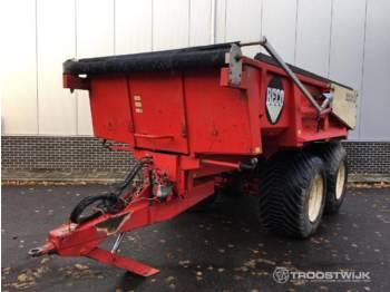 Beco Gigant 160 - сельскохозяйственный прицеп-самосвал