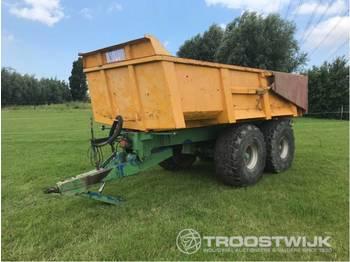 Beco Gigant 240 - сельскохозяйственный прицеп-самосвал
