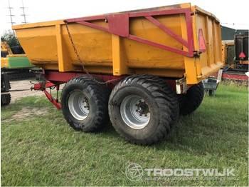 Mullie GT16 - сельскохозяйственный прицеп-самосвал