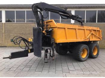 Veenhuis  - сельскохозяйственный прицеп-самосвал