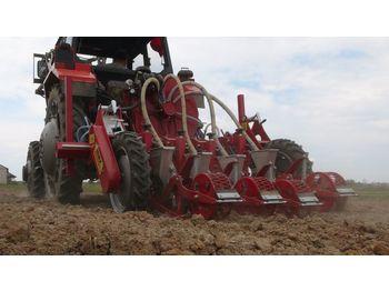 Сеялка точного высева WEREMCZUK Pneumatic seed drill MAX PNUMATIC