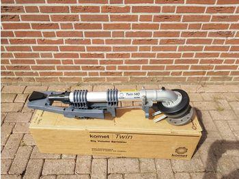 Komet TWIN 140 ULTRA Beregeningskanon - техника для полива и орошения