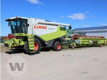 CLAAS Lexion 570 - зерноуборочный комбайн