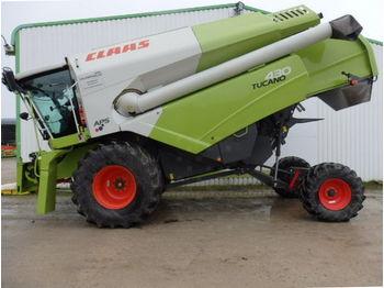 Зерноуборочный комбайн Claas TUCANO 430