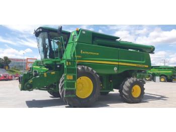 John Deere S690 - зерноуборочный комбайн