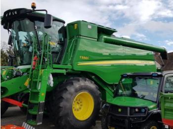 John Deere T550i - зерноуборочный комбайн