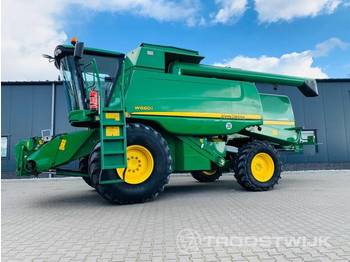 John Deere W660I - зерноуборочный комбайн