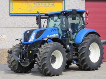 New Holland T7.270 AC - селскостопански трактор
