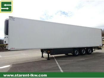 Semi-remorque frigorifique Schmitz Cargobull Thermotrailer Thermo King SLXi300, Palka, DD