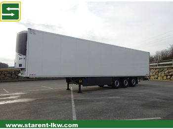 Semi-remorque frigorifique Schmitz Cargobull Thermotrailer, Thermo King SLXi300, Palka, DD