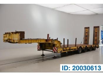 Semi-remorque surbaissé Faymonville Low bed trailer