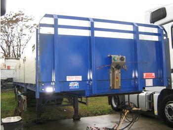 2 x SDC 21m - semi-trailer