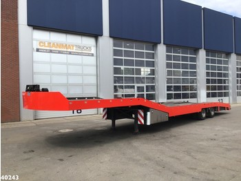 E.S.V.E. TADSL 12-18/2L Trucks/Machine Transporter - autotransporter semi-trailer