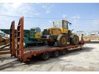 Autotransporter semi-trailer Lecinena SRE-3ED