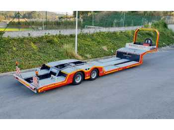 OZSAN TRAILER 2 Axle Vega-Fix Trcuk Transport - autotransporter semi-trailer