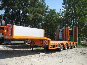 kaessbohrer porte engins - autotransporter semi-trailer
