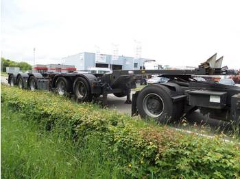 Broshuis 2-connect 63.000 kg 2007 - chassis semi-trailer