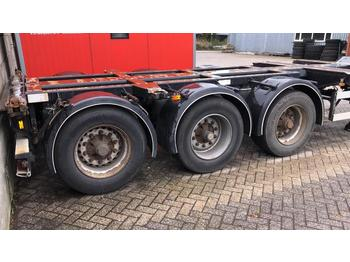 D-Tec Chassis - chassis semi-trailer