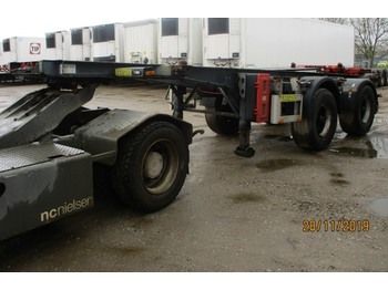 Pacton Chassis - chassis semi-trailer