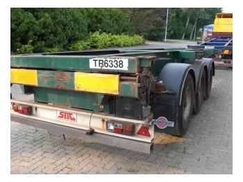 SDC Trailer - chassis semi-trailer