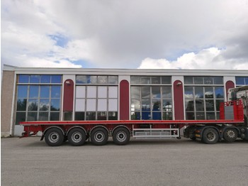 SDC Trailers Extendable - chassis semi-trailer
