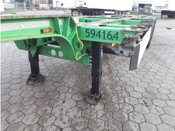 Schmitz Chassis - chassis semi-trailer