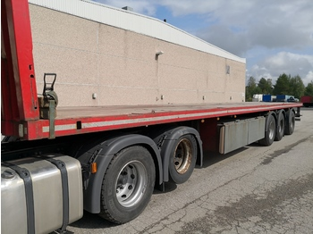 Sical Extendable - chassis semi-trailer