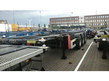 Van Hool Chassis - chassis semi-trailer