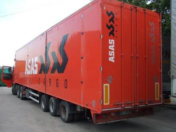 Citi Knapen K100 - semi-trailer