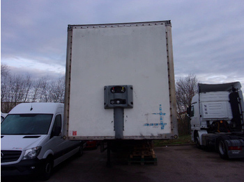 General Trailer TX34 - closed box semi-trailer