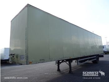 Closed box semi-trailer Ackermann-Fruehauf Dryfreight Standard