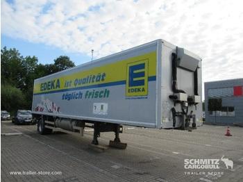 Closed box semi-trailer  Auflieger Tiefkühler Standard Roller shutter door