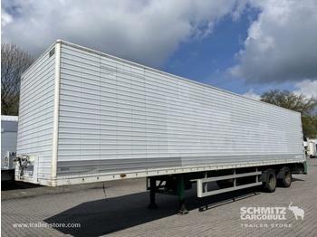 Closed box semi-trailer  Auflieger Trockenfrachtkoffer Standard Roller