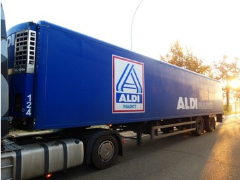 Closed box semi-trailer DBM SRAF PS 20 ENKEL EXPORT 10 STUKS / PIECES ZONDER FRIGO