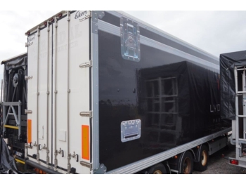 Ekeri L3 - closed box semi-trailer
