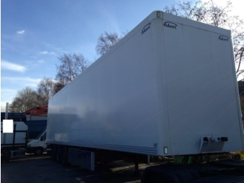Ekeri L3 tralle - closed box semi-trailer