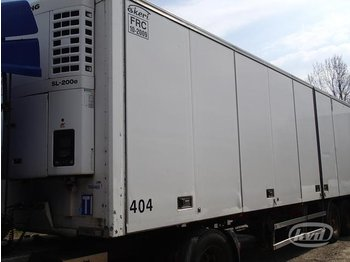 Ekeri L-3  - closed box semi-trailer