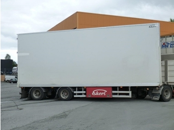Ekeri Skaphenger - closed box semi-trailer
