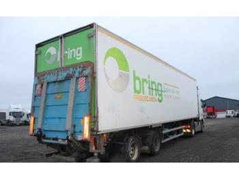 FRUEHAF ONCRK 32-220 A  - closed box semi-trailer