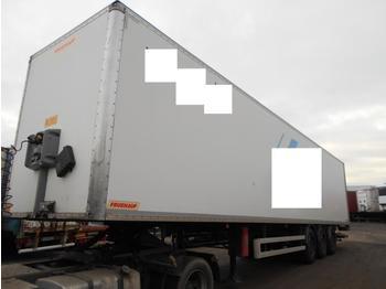 Closed box semi-trailer Fruehauf