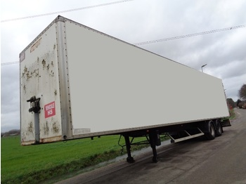 Closed box semi-trailer GEN TRAIL Oplegger