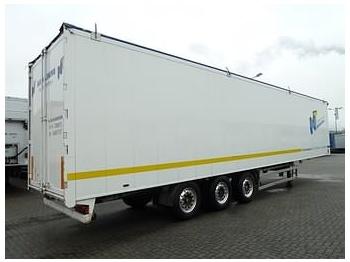 KNAPEN 93 M3 - closed box semi-trailer