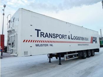 KNAPEN K 200 CARGO WALK - closed box semi-trailer