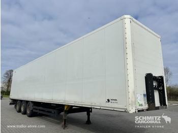 Closed box semi-trailer KOEGEL Auflieger Trockenfrachtkoffer Standard Double deck