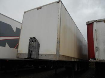 Closed box semi-trailer Kaiser: picture 1
