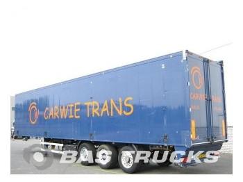 Knapen 89m? KOCF200 - closed box semi-trailer